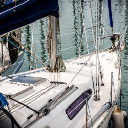 front-jacht
